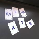 Kartenspiel, Was haben Duplo Batman und die Reihe 0 gemeinsam